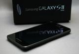 1 x smartphone Samsung Galaxy S II + Samsung Galaxy Mini