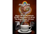 """1 x CD """"The Magic Power of Love"""" + cafetiera zilnic"""