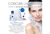1 x set Aqualia Thermal Legere marca VICHY