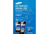 1 x smartphone Samsung Galaxy Gio, 50 x e-book oferit de elefant.ro