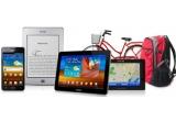 1 x vacanta in valoare de 2.000 EURO, 1 x telefoane Samsung Galaxy S2 16GB negru, 1 x tablete Samsung Galaxy Tab 10.1 10 inch 16GB negru, 1 x eBook readere Kindle Touch Wi-Fi 3G, 1 x biciclete, 1 x rucsacuri, 1 x GPS-uri