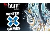 7 x caciula + un hanorac Burn X Games