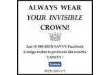1 x rochia ta preferata din colectia Vanity