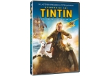 "1 x DVD cu filmul ""The Adventures of Tintin: The Secret of the Unicorn"""
