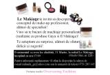 1 x invitatii la Night Out by Le Makiage & Overseeing Fashion