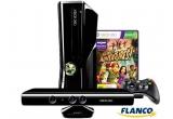 1 x consola Xbox360 + sensor Kinect + Joc Kinect Adventures