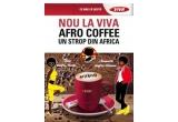 1 x espressor modern Philips + 5 pachete de cafea boabe Afro Coffee for VIVA, 100 x pachet de cafea Afro Coffee for VIVA in varianta STRONG, de 250gr
