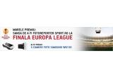 5 x camera foto Samsung WB 150, 1 x calitatea de fotoreporter  ProTv in data de 9 Mai 2012 la finala Europa League