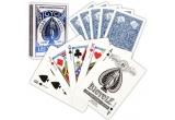 1 x bicycle 125 Anniversary Deck + o carte de joc cu spate dublu + o carte de joc cu fata dubla + o carte de joc cu spate bicycle albastru si fata alba + o carte de joc cu fata normala si spate alb