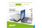 1 x ultrabook marca Acer model Aspire S3