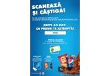 1 x voucher de 10.000 RON pentru cumparaturi in Baneasa Shopping City, 2 x abonament la film de doua persoane pentru intreg anul, 8.400 x punga Lay's (Salt 80g), 32.600 x STICLA Pepsi Regular 0,5L, 1.000 x voucher cu 5% discount in Cielo Venezia, 100 x voucher cu 30% discount Oxette, 7 x voucher cu 30% discount Corso Como, 30 x voucher cu 10% discount Trattoria Buongiorno, 30 x voucher cu 20% discount City Grill