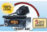 1 x statie radio CB President Teddy ASC!