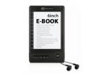 1 x eBook Reader Serioux SDB-E10, 1 x Mp4 player iRiver e150, 1 x Incarcator GP Batteries + 4 acumulatori