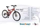 1 x bicicleta 2642 Climber model 2011 DHS
