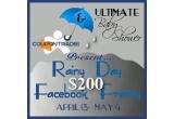 1 x 200 dolari cu CouponTrade.com si The Ultimate Baby Shower