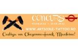 1 x aparat de tatuat Cheyenne Hawk