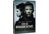 """1 x DVD cu filmul """"Fata cu dragon tatuat"""""""