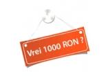 3 x voucher de 1000 RON
