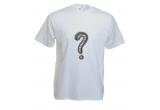 1 x un tricou personalizat cu mesajul transmis de tine