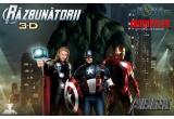 """1 x invitatie dubla la filmul """"The Avengers"""""""