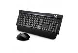 1 x kit tastatura + mouse Serioux, wireless