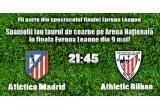 5 x 2 bilete categoria 2 la finala Europa League din data de 9 Mai