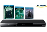 1 x Blu-Ray Player Samsung