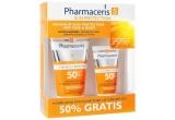 8 x set produse Pharmaceris S pentru un bronz perfect