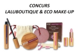 1 x premiu eco make-up constand in Ruj + Mascara + Fard ZAO