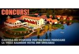 1 x voucher pentru doua persoane la Tisza Balneum Hotel din Ungaria
