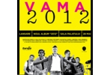 2 x invitatie dubla la lansarea oficiala a noului album VAMA