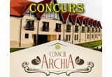 1 x sejur de 2 nopti pentru 2 persoane cu pensiune completa la Conacul Archia 5*  din Deva