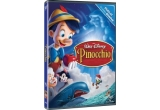 "1 x DVD cu filmul ""Pinocchio"""