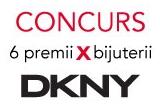 6 x premiu constand in bijuterii DKNY