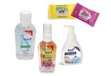 5 x kit cu produse antibacteriene de la Touch