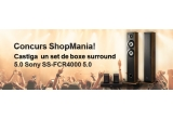 1 x Set de Boxe Surround Sony 5.0 de la ShopMania
