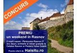 1 x un weekend la munte pentru 2 persoane in Rasnov