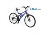 7 x bicicleta DHS  Kreativ 2641