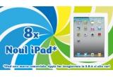 8 x iPad cu Wi-Fi Cellular 32GB alb, 6 x tableta grafica Wacom Bamboo Fun
