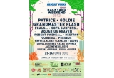 4 x invitatie dubla la Backyard Weekend 2012