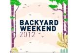2 x invitatie dubla la Backyard Weekend 2012