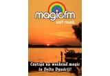 "1 x weekend magic in Delta Dunarii saptamanal, 1 x colectia de 3CD-uri ""Rock'n'Roll and the City"" zilnic"