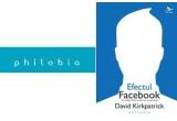 """3 x exemplar ale romanului """"Efectul Facebook"""""""