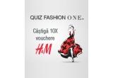 10 x voucher H&M in valoare de 130 RON