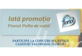 15 x pachet cadou Floriol, 15 x Pachet Fitness Floriol