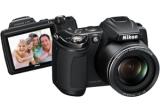 1 x aparat foto versatil Nikon COOLPIX L310