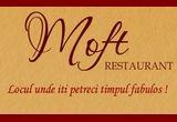 o cina romantica in 2 la Restaurantul Moft din Bucuresti