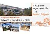 un sejur de 4 zile in Balcik, Bulgaria