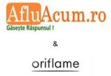"30 de premii constand in produse cosmetice Oriflame si produse promotionale AfluAcum.ro<br type=""_moz"" />"