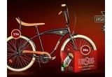 15 x bicicleta Pegas editie limitata Ursus, 30 x Bax bere Ursus 0.33L